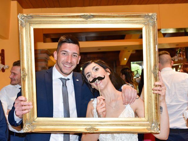 Il matrimonio di Fabrizio e Fulvia a Sarezzo, Brescia 272