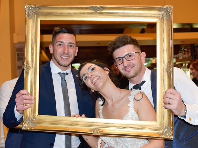 Il matrimonio di Fabrizio e Fulvia a Sarezzo, Brescia 273