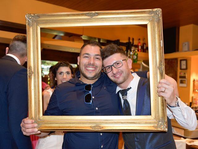Il matrimonio di Fabrizio e Fulvia a Sarezzo, Brescia 277