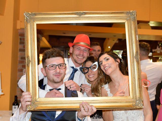 Il matrimonio di Fabrizio e Fulvia a Sarezzo, Brescia 278