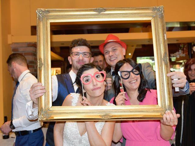 Il matrimonio di Fabrizio e Fulvia a Sarezzo, Brescia 280