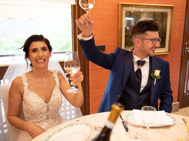 Il matrimonio di Fabrizio e Fulvia a Sarezzo, Brescia 299
