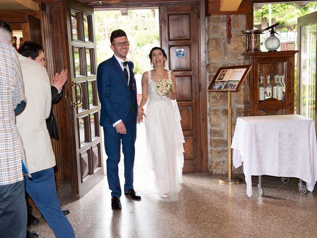 Il matrimonio di Fabrizio e Fulvia a Sarezzo, Brescia 300