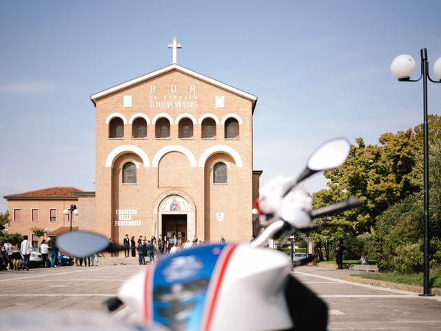 Il matrimonio di Alessandro e Serena a Padova, Padova 18