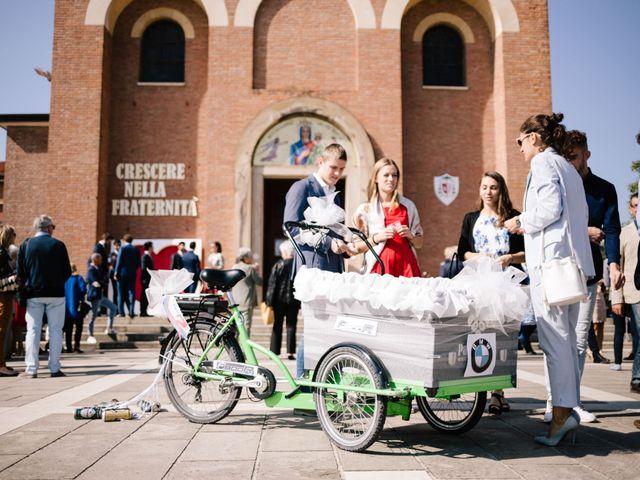 Il matrimonio di Alessandro e Serena a Padova, Padova 31