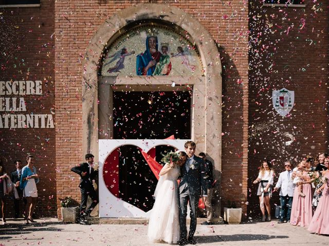 Il matrimonio di Alessandro e Serena a Padova, Padova 33