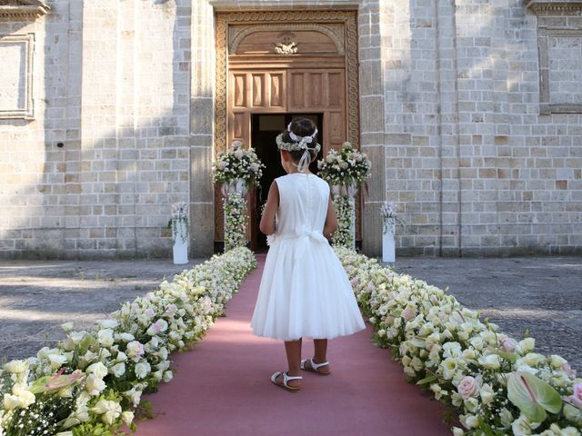 Il matrimonio di Silvia e Paolo a Francavilla Fontana, Brindisi 9