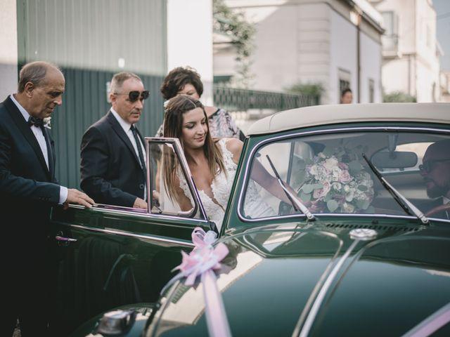 Il matrimonio di Salvatore e Verdiana a Carpignano Salentino, Lecce 5
