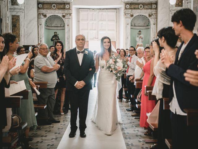 Il matrimonio di Salvatore e Verdiana a Carpignano Salentino, Lecce 9