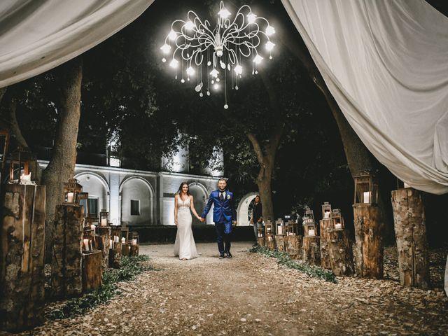 Il matrimonio di Salvatore e Verdiana a Carpignano Salentino, Lecce 15