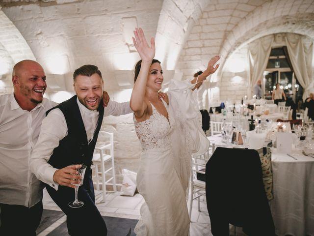 Il matrimonio di Salvatore e Verdiana a Carpignano Salentino, Lecce 18