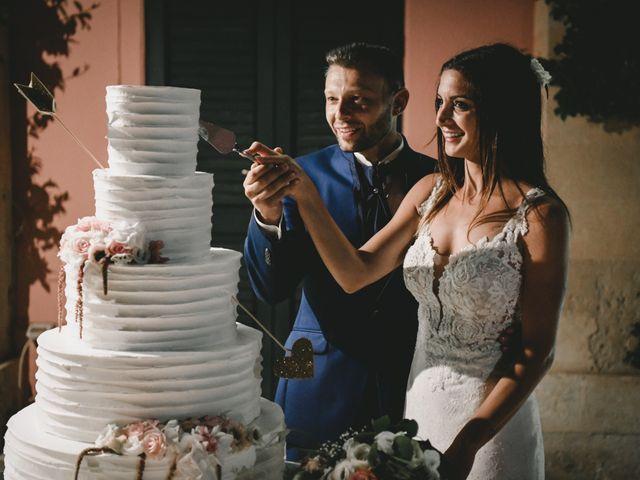 Il matrimonio di Salvatore e Verdiana a Carpignano Salentino, Lecce 21