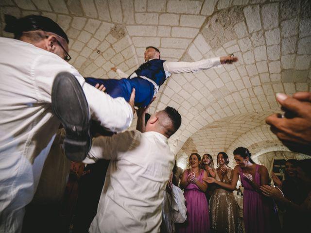 Il matrimonio di Salvatore e Verdiana a Carpignano Salentino, Lecce 22