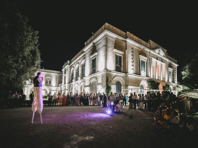 Il matrimonio di Salvatore e Verdiana a Carpignano Salentino, Lecce 23