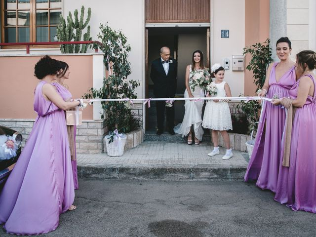 Il matrimonio di Salvatore e Verdiana a Carpignano Salentino, Lecce 38
