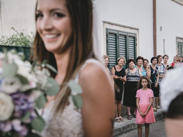 Il matrimonio di Salvatore e Verdiana a Carpignano Salentino, Lecce 39