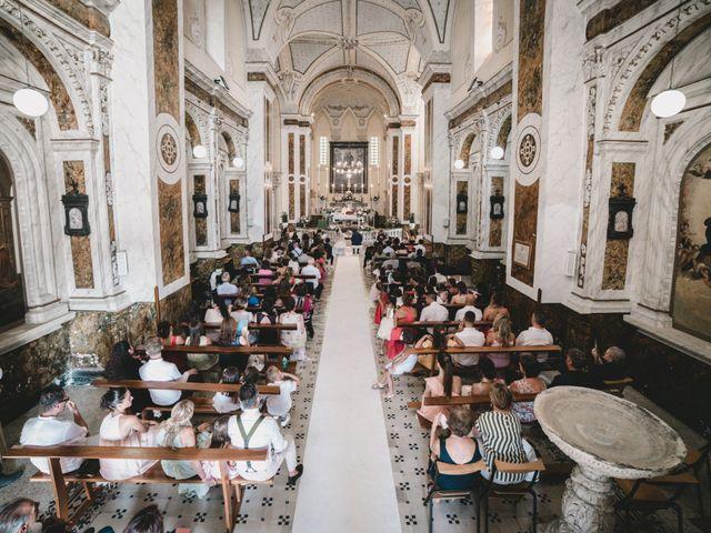 Il matrimonio di Salvatore e Verdiana a Carpignano Salentino, Lecce 40