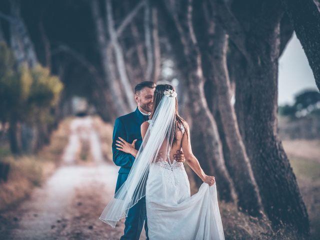 Il matrimonio di Salvatore e Verdiana a Carpignano Salentino, Lecce 42