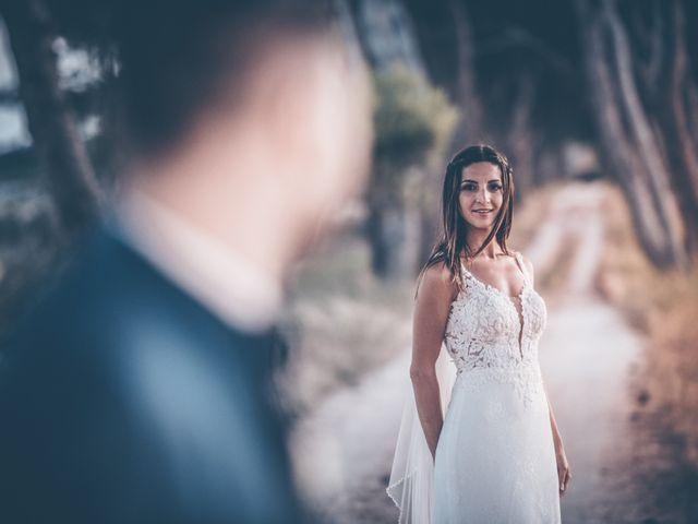 Il matrimonio di Salvatore e Verdiana a Carpignano Salentino, Lecce 43