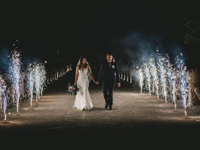 Il matrimonio di Salvatore e Verdiana a Carpignano Salentino, Lecce 44