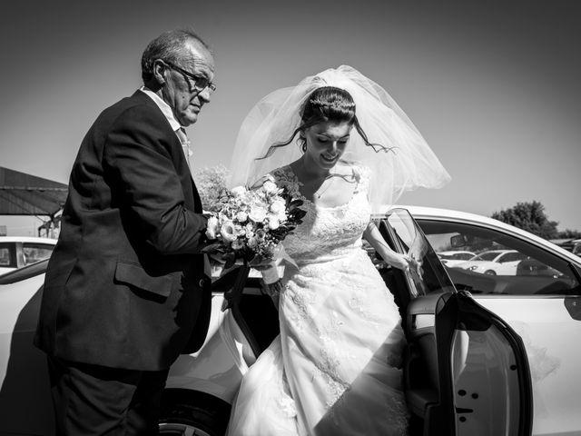 Il matrimonio di Andrea e Martina a Aprilia, Latina 3