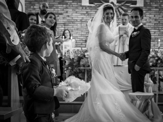 Il matrimonio di Andrea e Martina a Aprilia, Latina 4