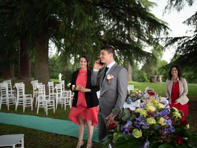 Il matrimonio di Simone e Laura a Montebello della Battaglia, Pavia 19