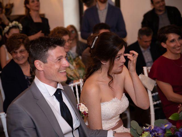 Il matrimonio di Simone e Laura a Montebello della Battaglia, Pavia 27