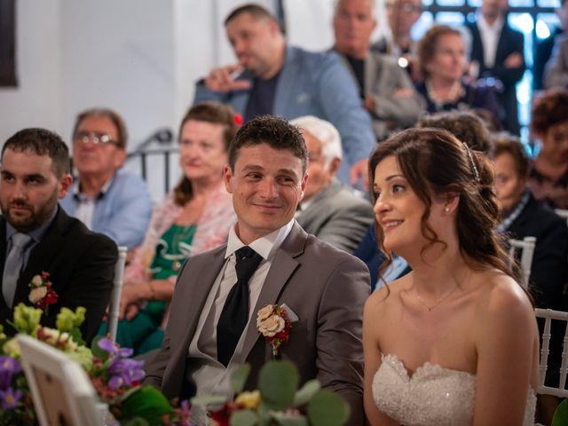 Il matrimonio di Simone e Laura a Montebello della Battaglia, Pavia 28