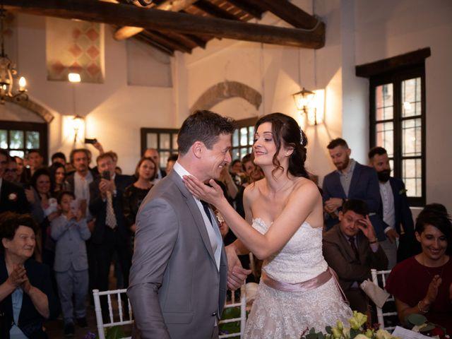 Il matrimonio di Simone e Laura a Montebello della Battaglia, Pavia 31