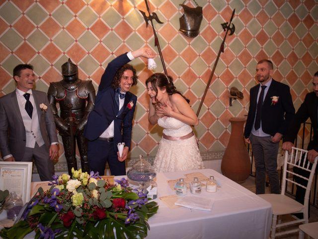 Il matrimonio di Simone e Laura a Montebello della Battaglia, Pavia 38
