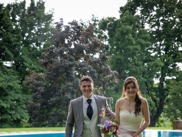 Il matrimonio di Simone e Laura a Montebello della Battaglia, Pavia 44