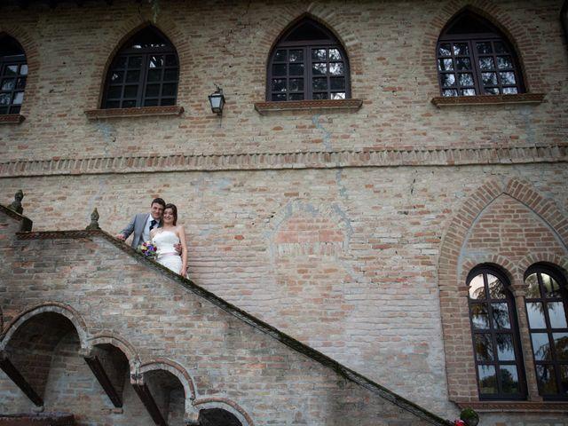 Il matrimonio di Simone e Laura a Montebello della Battaglia, Pavia 51