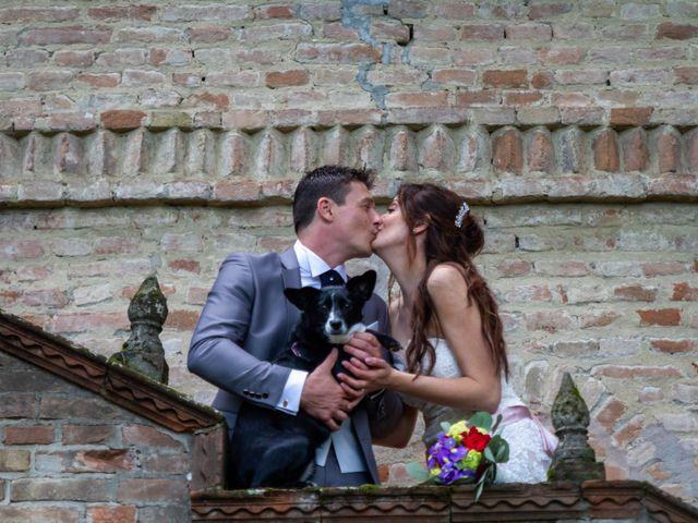 Il matrimonio di Simone e Laura a Montebello della Battaglia, Pavia 52