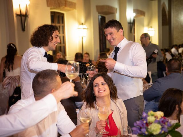 Il matrimonio di Simone e Laura a Montebello della Battaglia, Pavia 57