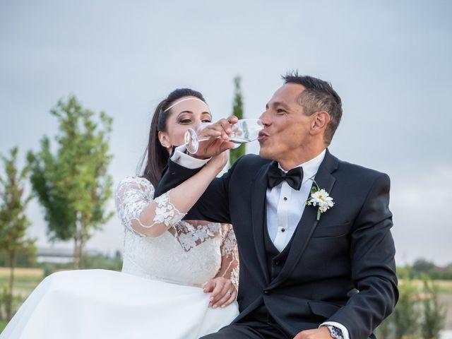 Il matrimonio di Alessandro e Francesca a San Giuliano Terme, Pisa 4