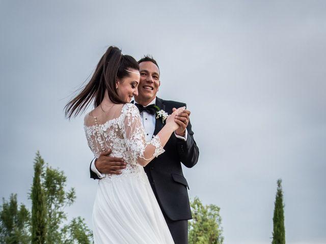 Il matrimonio di Alessandro e Francesca a San Giuliano Terme, Pisa 5