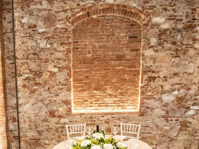 Il matrimonio di Alessandro e Francesca a San Giuliano Terme, Pisa 6