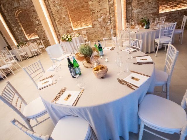 Il matrimonio di Alessandro e Francesca a San Giuliano Terme, Pisa 7