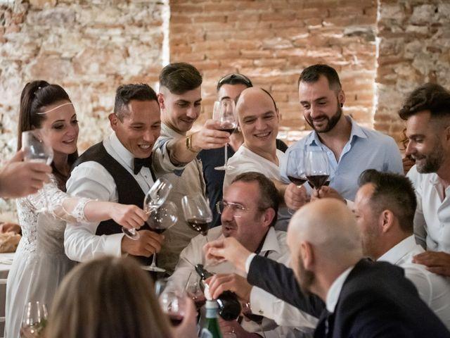 Il matrimonio di Alessandro e Francesca a San Giuliano Terme, Pisa 9
