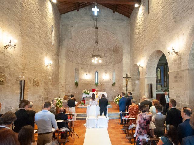 Il matrimonio di Alessandro e Francesca a San Giuliano Terme, Pisa 16