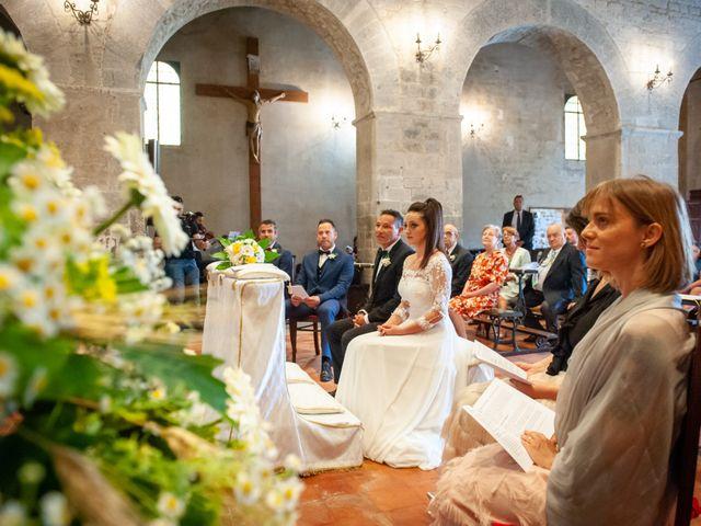 Il matrimonio di Alessandro e Francesca a San Giuliano Terme, Pisa 17