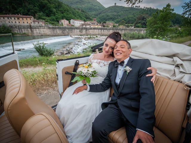 Il matrimonio di Alessandro e Francesca a San Giuliano Terme, Pisa 18