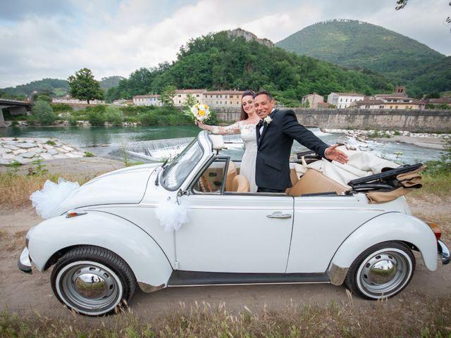 Il matrimonio di Alessandro e Francesca a San Giuliano Terme, Pisa 19
