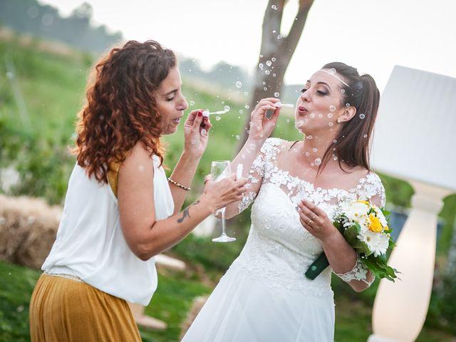 Il matrimonio di Alessandro e Francesca a San Giuliano Terme, Pisa 24