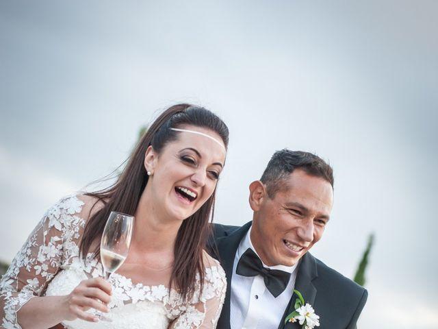 Il matrimonio di Alessandro e Francesca a San Giuliano Terme, Pisa 25