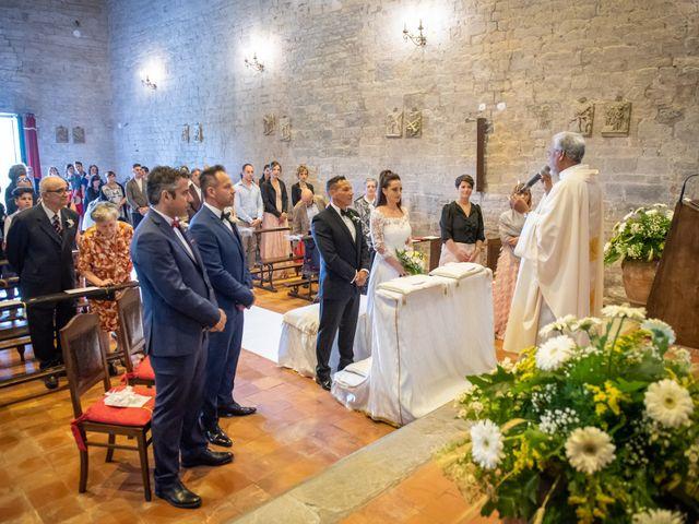 Il matrimonio di Alessandro e Francesca a San Giuliano Terme, Pisa 33