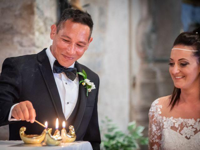 Il matrimonio di Alessandro e Francesca a San Giuliano Terme, Pisa 36
