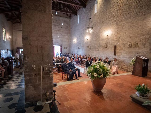 Il matrimonio di Alessandro e Francesca a San Giuliano Terme, Pisa 41