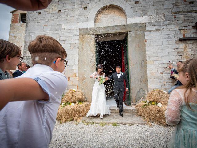 Il matrimonio di Alessandro e Francesca a San Giuliano Terme, Pisa 43